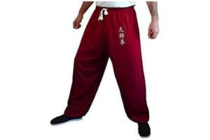 Pantalones de Kung-Fu